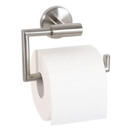 Bad-Serie-Piazza - Toilettenpapierhalter, aus hochwertigem Edelstahl, matt - 1
