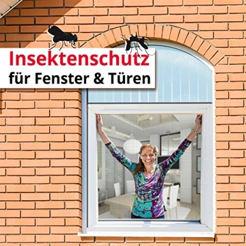 fliegengitter f r fenster und t ren erstausstattung. Black Bedroom Furniture Sets. Home Design Ideas