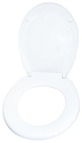 Cornat WC-Sitz PALU, weiß, KSP00 - 3