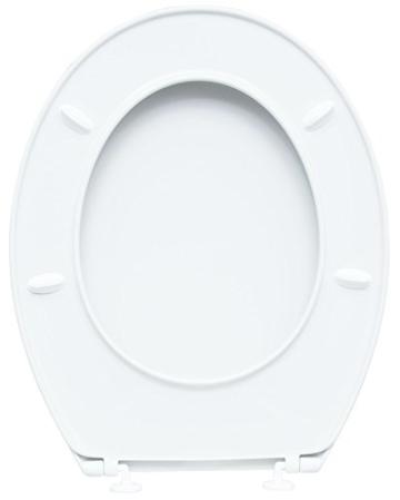 Cornat WC-Sitz PALU, weiß, KSP00 - 4