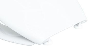 Cornat WC-Sitz PALU, weiß, KSP00 - 6