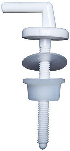 Cornat WC-Sitz PALU, weiß, KSP00 - 7