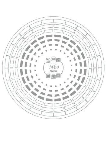 ELO 90516 Topfset Platin 5 - teilig - 4