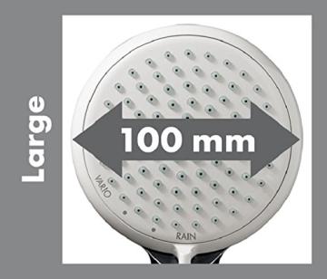 Hansgrohe Croma 100 Vario Handbrause, Chrom 28535000 - 6