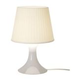 """IKEA Tischleuchte """"LAMPAN"""" Schreibtischlampe weichem Stimmungslicht - Höhe 29 cm - div. Farben (weiß) - 1"""
