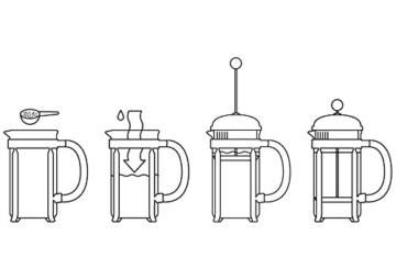 Kaffeebereiter für 8 Tassen - 11