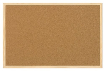 Korktafel 90 x 60 cm - 1