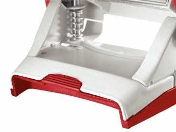 Leitz 50080025 Bürolocher NeXXt, Metall, 30 Blatt, rot - 4