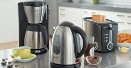 Philips HD7546/20 Gaia Filter-Kaffeemaschine mit Thermoskanne, schwarz/metall - 9