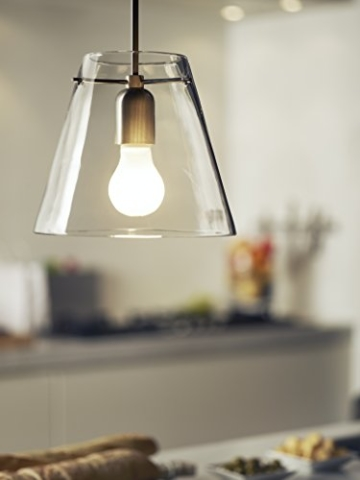 Philips LED Lampe ersetzt 75W, EEK A+, E27, warmweiß (2700 Kelvin), 1055 Lumen, matt, 8718696490846 - 8