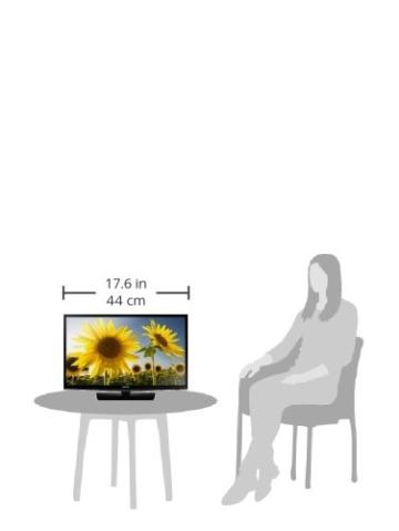Samsung UE19H4000 47,2 cm (19 Zoll) Fernseher (HD-Ready, Twin Tuner) - 7
