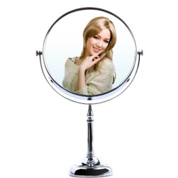 Songmics® 10 fach Kosmetikspiegel 8 inch Schminkspiegel doppelseitiger Standspiegel BBM006 - 4