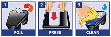 tesa Tischabroller, neue Technologie mit Stop Pad, Modell