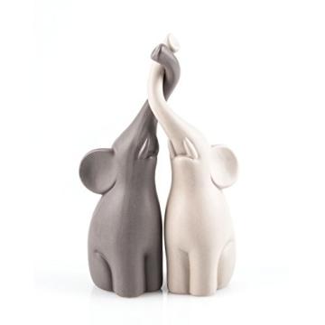Verliebte Elefanten 2-er Set - 1